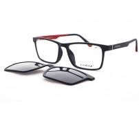 Relax brýle se slunenčím klipem polarizačním RM113 C2