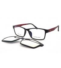 brýle se slunečním klipem KWIAT 2049B
