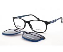dětské brýle se slunečním klipem mondo 0541 juz