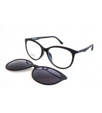 Brýle se slunečním klipem ultem 89 c1