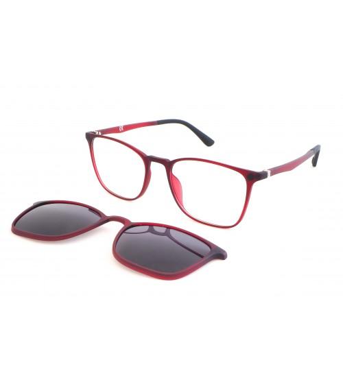 dioptrické brýle se slunečník klipem MV 70167 c4
