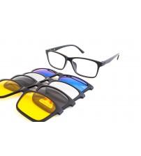 brýle se 4 klipy TR2292 C2