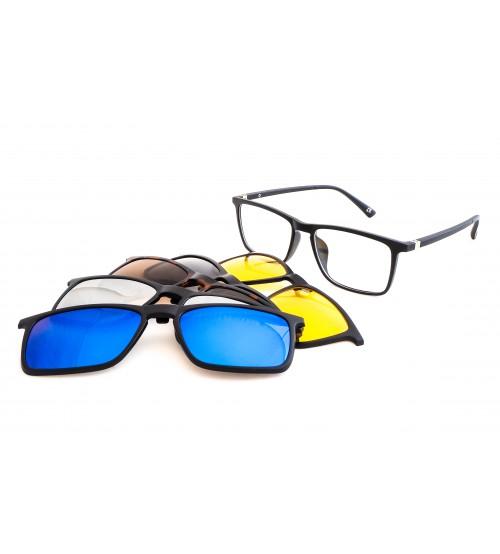 brýle s 5 klipy TR 2249 c2