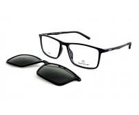 dioptrické brýle se slunečním klipem OZZIE OZ5932D