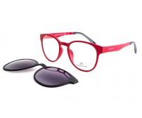 dioptrické brýle se slunečním klipem OZZIE OZ5984C