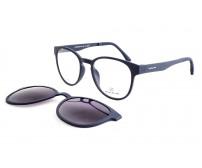 dioptrické brýle se slunečním klipem OZZIE OZ5984B modré
