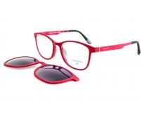 dioptrické brýle se slunečním klipem OZZIE OZ5916C