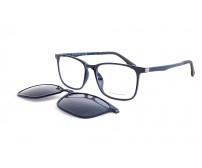 dioptrické brýle se slunečním klipem PG7232C modré
