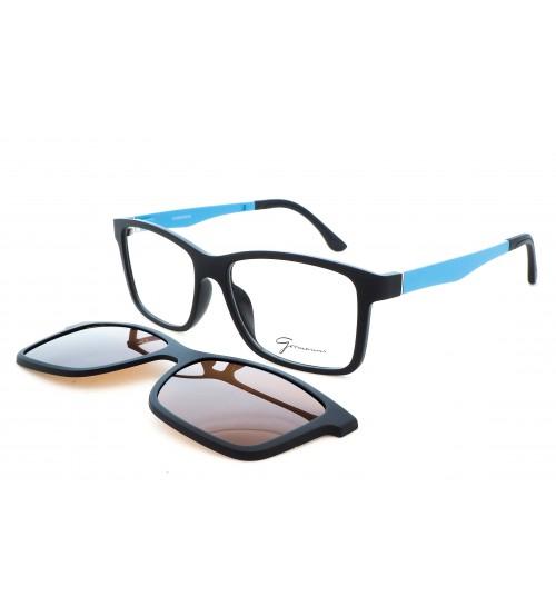 dioptrické brýle se slunečním klipem Gormanns 18-5618-5416