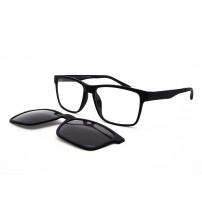 brýle se slunečním klipem Cooline 038 černá