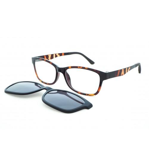 dámské dioptrické brýle se slunečním klipem OU85.467.02 0717