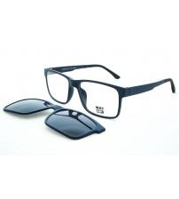 pánské dioptrické brýle se slunečním klipem KT 3979.02