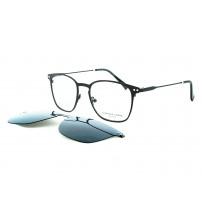 Dioptrické brýle se slunečním klipem Charles stone NY30038 c1 černá