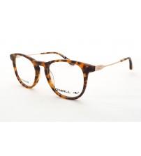 kulaté brýlové obruby oneill ono-luna c102 hnědé