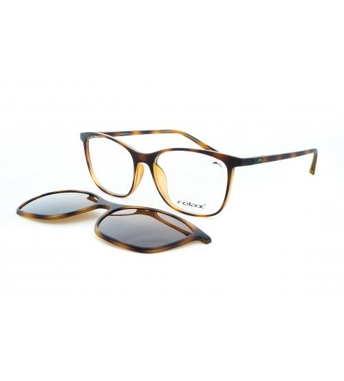 Dioptrické Brýle Se Slunečním Klipem Relax RM120 C2