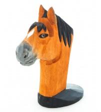 stojánek na brýle Kůň dřevěný