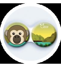 pouzdro opice
