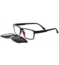 D7030 c5 se slunečním klipem black & red