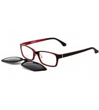 2090 c192 black&red se slunečním klipem