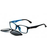 2093 c232 black&blue se slunečním klipem