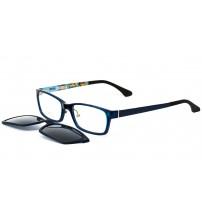dioptrické brýle se slunečním klipem 2090 c052