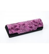 EXTRA PEVNÉ DÁMSKÉ POUZDRO 700016 purple