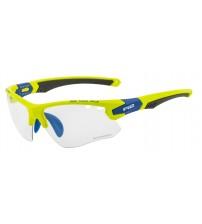 Sportovní sluneční brýle R2 CROWN AT078G samozabarvovací