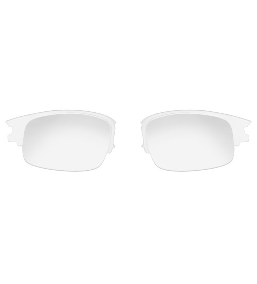 Optická redukce do rámu slunečních sportovních brýlí Crown AT078 bílá