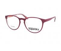 kulaté brýle SuperDry Katlyn c162 fialové