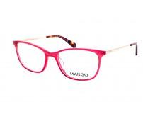 Dámské červené Dioptrické Brýle MANGO 202860 lot19/00185