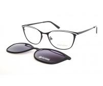 dámské Kovové Brýle Se Slunečním Klipem mondo 0590 c2