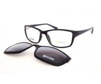 sportovní Brýle Point 6105 C1 Se Slunečním Klipem polarizačním