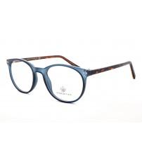 kulaté brýle VO 2791C modré