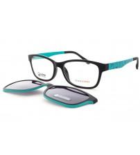 dámské Brýle Se Slunečním Klipem Mondo 0543 C08