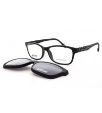 dámské Brýle Se Slunečním Klipem Mondo 0543 C82 pro vysoké dioptrie!