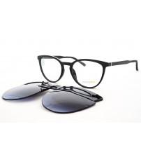 Dámské Brýle Se Slunečními Klipy mondo 0576 C1 + 2 klipy