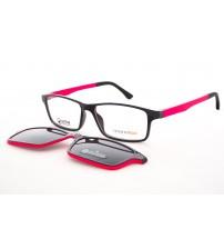 brýle se slunečním klipem mondo 0563 c5