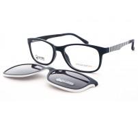 dětské brýle se slunečním klipem mondo 0541 c1