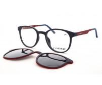 Dětské Plastové Brýle Se Slunečním Klipem Polarizační RM122 C3