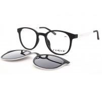 Dětské Plastové Brýle Se Slunečním Klipem Polarizační RM122 C1