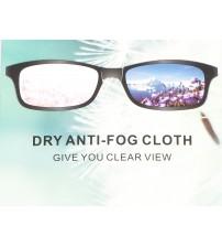 Antifog utěrka proti zamlžení brýlí
