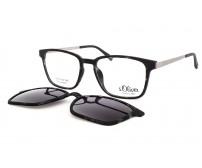 dioptrické brýle S´Oliver 94712 c877 se slunečním klipem