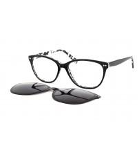 dámské brýle se slunečním klipem OU96.370.02 0819 černé