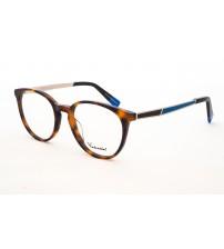 kulaté dioptrické brýle Valentiny 8042 c2