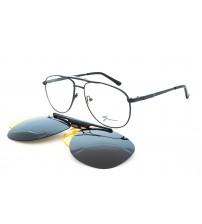 dioptrické brýle se slunečním a rozjasňovacím klipem Gormanns 18-1566-5816