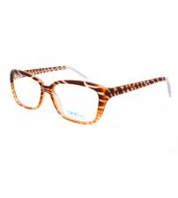 dámské brýle cooline 055 hnědá