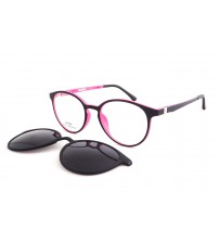 brýle 2157 c198 se slunečním klipem