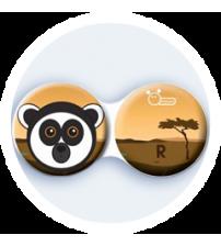 pouzdro lemur
