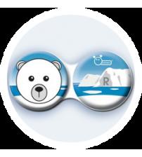 pouzdro lední medvěd