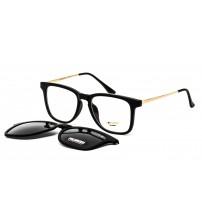 dioptrické brýle se slunečním klipem Sahara 6013c2